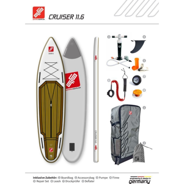 Cruiser 11.6 Set